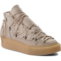 Buty GINO ROSSI - Oda DTH628-Z05-0246-0473-F 01/01. Brązowe buty zimowe damskie marki Gino Rossi, z materiału. W wyprzedaży za 319,00 zł.