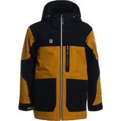 8848 Altitude JAYDEN  Kurtka narciarska mustard. Żółte kurtki chłopięce 8848 Altitude, z materiału, sportowe. W wyprzedaży za 356,85 zł.