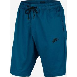 Nike Spodenki męskie M NSW MDRN SHORT WVN V442 niebieski r. S  (805094 457-S). Niebieskie spodenki sportowe męskie marki Nike, sportowe. Za 230,64 zł.