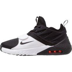 Nike Performance AIR MAX TRAINER 1 Obuwie treningowe black/white/red blaze. Czarne buty skate męskie Nike Performance, z materiału. Za 419,00 zł.