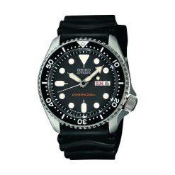 Zegarki męskie: Seiko SKX007K1 - Zobacz także Książki, muzyka, multimedia, zabawki, zegarki i wiele więcej