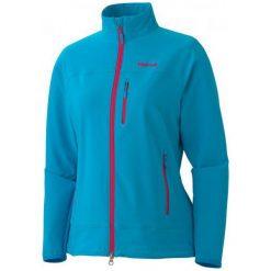 Kurtki damskie softshell: Marmot Kurtka Softshellowa Wm's Tempo Jacket Blue Sea L