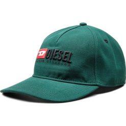 Czapka z daszkiem DIESEL - Cakerym-Max Hat 00SIIQ-0LAOI-51F Olive Night. Zielone czapki z daszkiem męskie Diesel, z materiału. Za 249,00 zł.