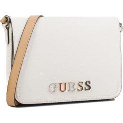 Torebka GUESS - HWBL66 91210  WHI. Białe listonoszki damskie marki Guess, z aplikacjami, ze skóry ekologicznej. Za 519,00 zł.