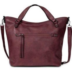 Torebka na ramię bonprix czerwony klonowy. Czerwone torebki klasyczne damskie marki Reserved, duże. Za 99,99 zł.