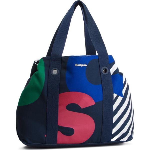 13a8e4963725b Torebka DESIGUAL - 19SAXFAT 1000 - Niebieskie torebki klasyczne ...