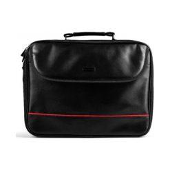 MODECOM MARK PRO 15 torba do laptopa TOR-MC-MARK-15, 6-PRO. Brązowe torby na laptopa marki Kazar, w paski, ze skóry, z tłoczeniem. Za 40,14 zł.