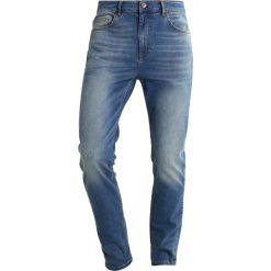YOURTURN Jeansy Zwężane blue denim. Niebieskie jeansy męskie YOURTURN. Za 149,00 zł.