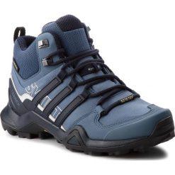 Buty adidas - Terrex Swift R2 Mid Gtx W GORE-TEX AC8055 Tecink/Legink/Crywht. Niebieskie buty trekkingowe damskie Adidas. W wyprzedaży za 509,00 zł.