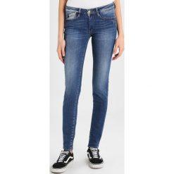 Le Temps Des Cerises POWER Jeans Skinny Fit blue. Niebieskie jeansy damskie Le Temps Des Cerises. Za 379,00 zł.