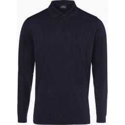 Ragman - Męska koszulka polo, niebieski. Niebieskie koszulki polo Ragman, m. Za 229,95 zł.
