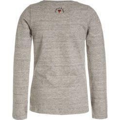 Bluzki dziewczęce: Scotch R'Belle LONGSLEEVE ARTWORK Bluzka z długim rękawem grey melange