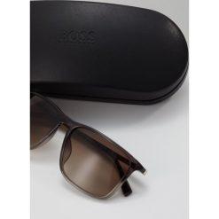Okulary przeciwsłoneczne męskie aviatory: BOSS CASUAL Okulary przeciwsłoneczne grey