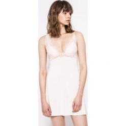 Henderson Ladies - Koszula nocna Lilly. Białe koszule nocne i halki marki MEDICINE, z bawełny. W wyprzedaży za 69,90 zł.
