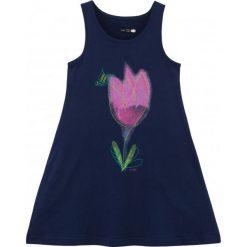 Sukienki dziewczęce na ramiączkach: Sukienka na ramiączkach dla dziewczynki