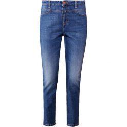 Rurki damskie: CLOSED SKINNY PUSHER Jeans Skinny Fit darkblue denim