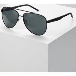 Okulary przeciwsłoneczne damskie aviatory: Polaroid Okulary przeciwsłoneczne black