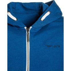 Teddy Smith GELERY  Bluza rozpinana snorkel blue chine. Niebieskie bluzy chłopięce rozpinane marki Teddy Smith, z bawełny. Za 169,00 zł.