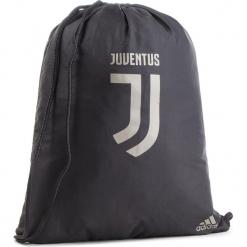 Plecak adidas - Juve Gb CY5562 Black/Clay. Czarne plecaki męskie Adidas, z materiału. Za 69,95 zł.