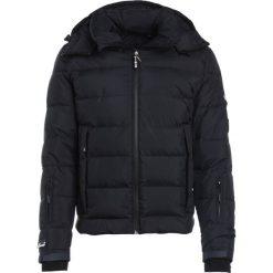 Superdry COMMAND UTILITY Kurtka snowboardowa super dark navy. Czarne kurtki narciarskie męskie Superdry, m, z materiału. W wyprzedaży za 799,20 zł.