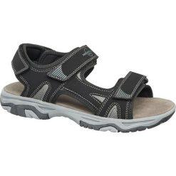 Sandały damskie: sandały męskie Memphis One czarne