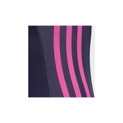 Stroje jednoczęściowe dziewczęce: kostium kąpielowy jednoczęściowy Dziecko adidas  Strój do pływania adidas essence core 3 stripes youth