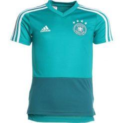 Adidas Performance DFB Koszulka reprezentacji eqtgrn/reatea/white. Brązowe t-shirty dziewczęce marki Reserved, l, z kapturem. Za 299,00 zł.