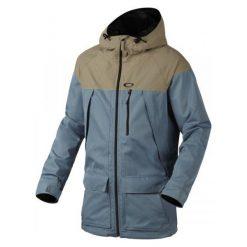 Oakley Kurtka Snowboardowa Silver Fox Bzs Jacket Blue Mirage L. Niebieskie kurtki narciarskie męskie Oakley, l. W wyprzedaży za 699,00 zł.