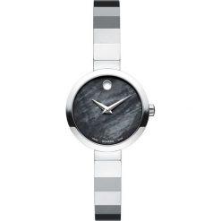 Zegarki damskie: Zegarek damski Movado Novella 0607109