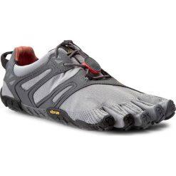 Buty VIBRAM FIVEFINGERS - V-Trail 17W6906 Grey/Black/Orange. Niebieskie buty do biegania damskie marki Salomon, z gore-texu, na sznurówki, gore-tex. Za 599,99 zł.