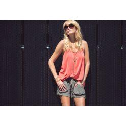 Bluzki, topy, tuniki: Top Orange summer