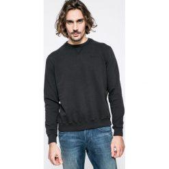Pepe Jeans - Bluza. Czarne bluzy męskie rozpinane marki Pepe Jeans, l, z bawełny, bez kaptura. W wyprzedaży za 189,90 zł.