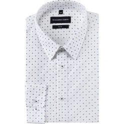 Koszula SIMONE slim KDBS000245. Białe koszule męskie na spinki marki Reserved, l. Za 169,00 zł.