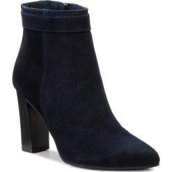 Botki OLEKSY - 362 541. Szare buty zimowe damskie marki Oleksy, ze skóry. W wyprzedaży za 259,00 zł.