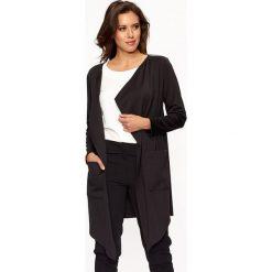 Kardigany damskie: Kardigan w kolorze czarnym