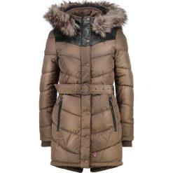 Płaszcze damskie pastelowe: khujo LUBECK Płaszcz zimowy olive