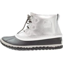 Botki damskie lity: Sorel OUT N ABOUT RAIN Ankle boot silver