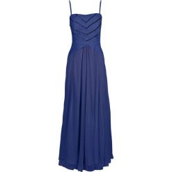 Sukienki hiszpanki: Sukienka wieczorowa bonprix kobaltowy