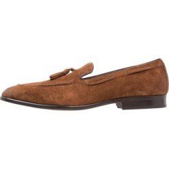 Buty wizytowe męskie: KIOMI Eleganckie buty dark brown
