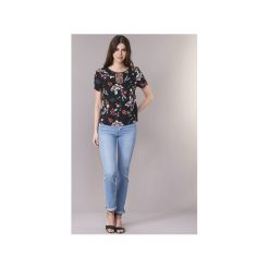 Jeansy straight leg Levis  714 STRAIGHT. Brązowe jeansy damskie marki Levi's®, z obniżonym stanem. Za 383,20 zł.