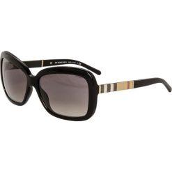 Okulary przeciwsłoneczne damskie aviatory: Burberry Okulary przeciwsłoneczne black
