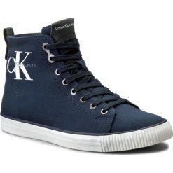 Tenisówki CALVIN KLEIN JEANS - Arthur S0367 Navy. Niebieskie tenisówki męskie marki Calvin Klein Jeans, z gumy. Za 429,90 zł.