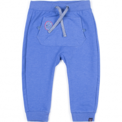 Spodnie. Niebieskie chinosy chłopięce CATRONAUTA, z bawełny. Za 34,90 zł.