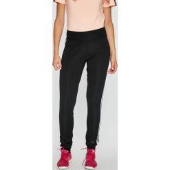 Adidas Performance - Spodnie. Szare spodnie sportowe damskie marki adidas Performance, m, z dzianiny. Za 199,90 zł.