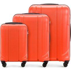 Walizki: 56-3P-86S-55 Zestaw walizek