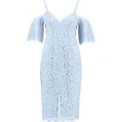 Sukienki hiszpanki: Bardot KARLIE Sukienka letnia sky blue