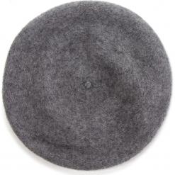 Czapka COCCINELLE - DY3 Cappelli E7 DY3 24 01 01 Silver Y69. Szare czapki damskie Coccinelle, z kaszmiru. Za 399,90 zł.