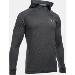 Bluzy męskie: Under Armour Bluza męska Tech™ Terry Fitted Hoodie szara r. XS (1295919-090)