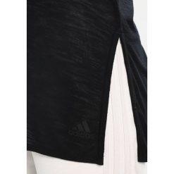 Adidas Performance LOOSE  Top black. Czerwone topy sportowe damskie marki adidas Performance, m. Za 149,00 zł.