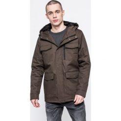 Brave Soul - Kurtka MJK.HAYTON. Czarne kurtki męskie marki Brave Soul, l, z bawełny. W wyprzedaży za 219,90 zł.